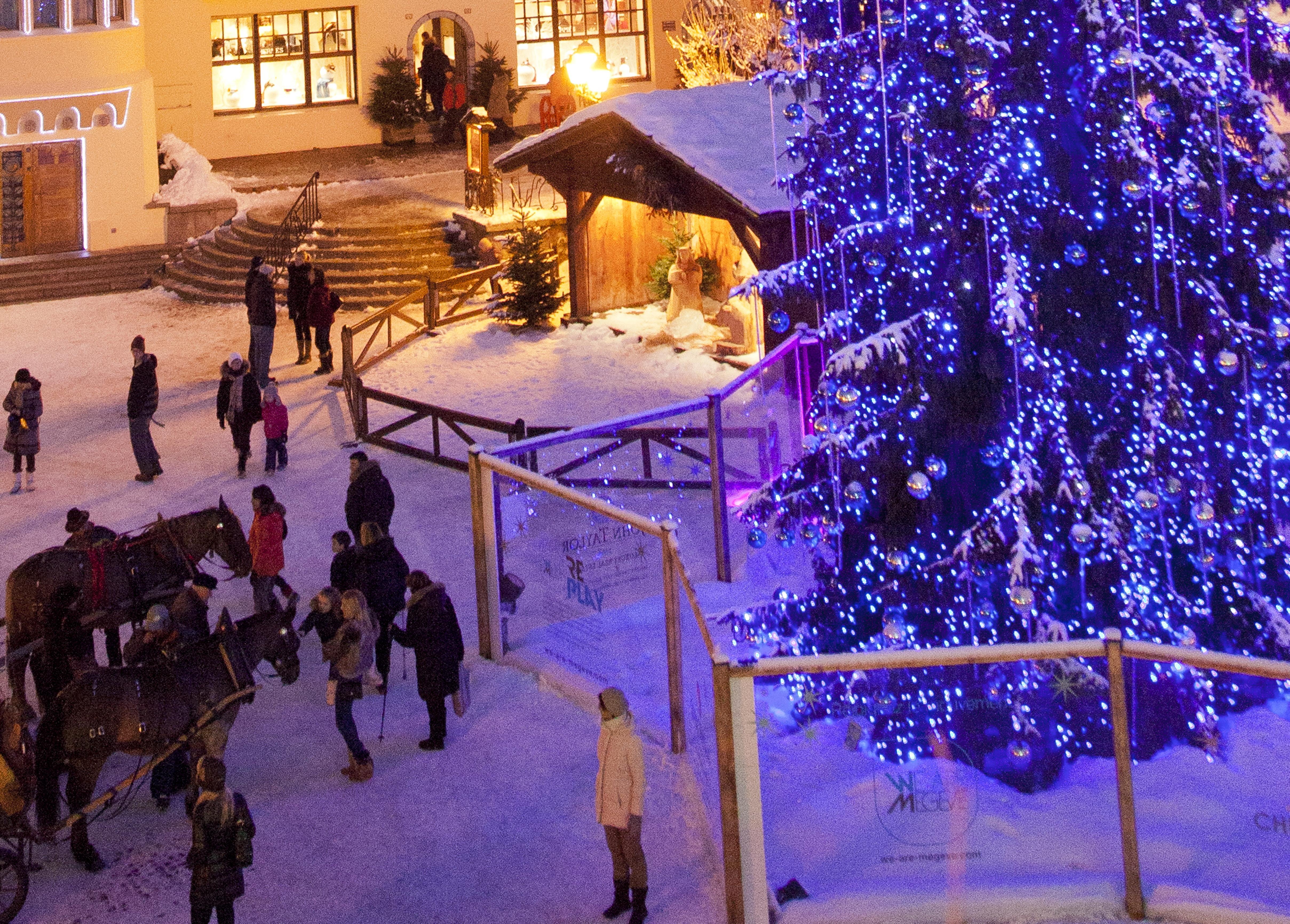 Noël 2013. Des festivités inoubliables