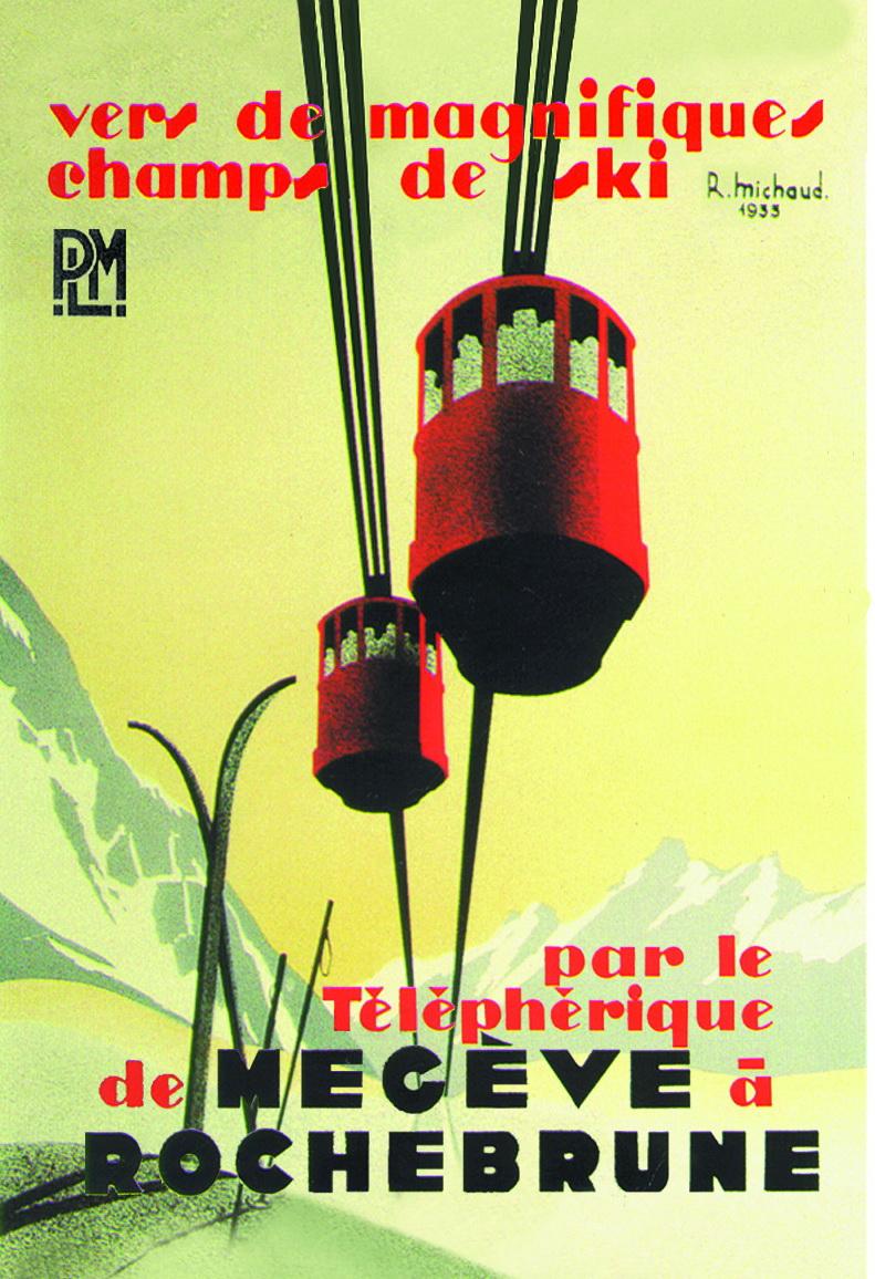 Le téléphérique de Rochebrune fête ses 80 ans