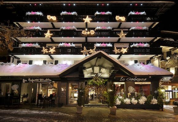 Le Mont-Blanc fête ses 100 ans