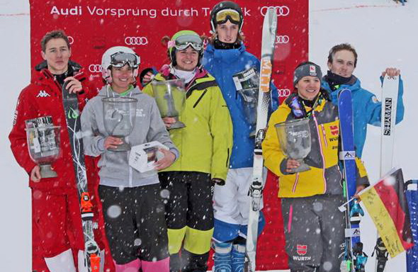 Coupe d'Europe de ski de bosses à Megève