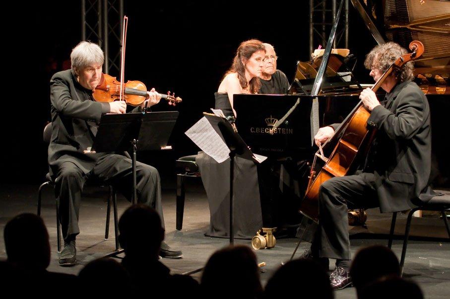 Music in Megève. Académie de musique et stages de piano