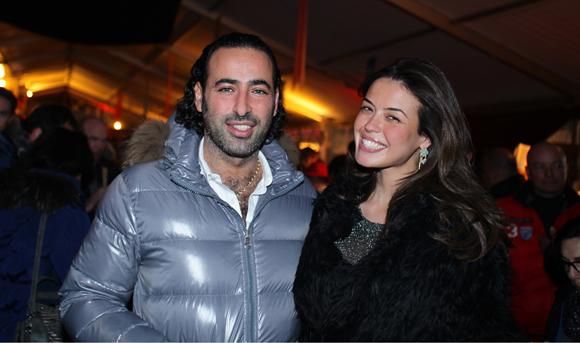11. Grégory Ayoun et Fiona Esther (Blush)