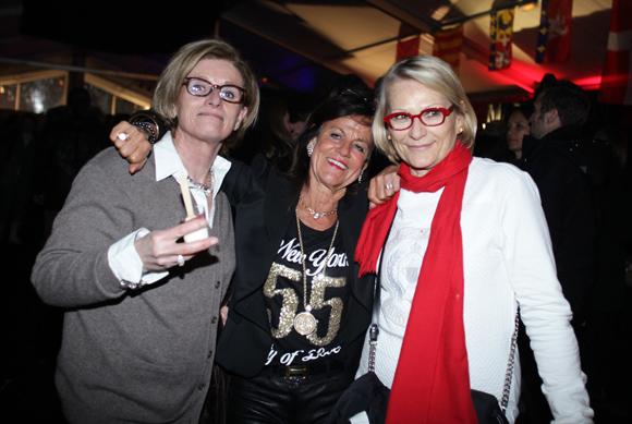 25. Anne Brun (Brun), Béryl Maillard, consul de St Domingue et Georgette Blond