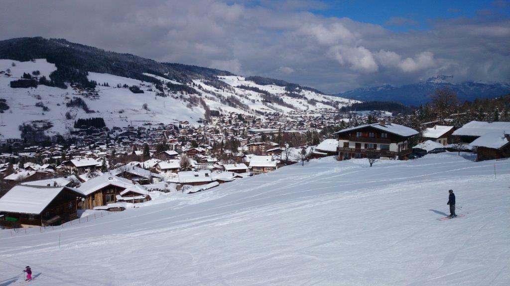 Dans 20 ans, il n'y aura plus de neige à Megève !