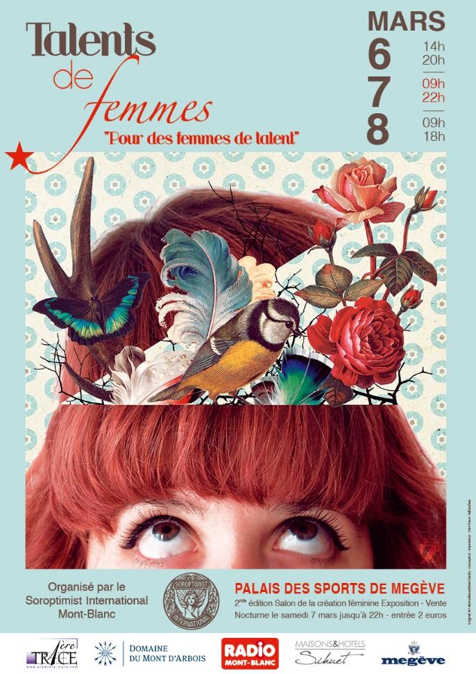 2e édition du salon Talents de Femmes à Megève