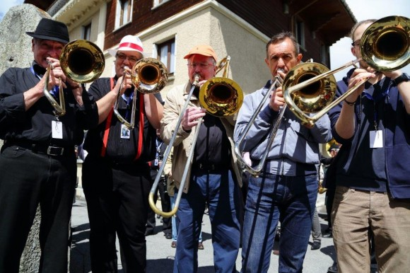 Megeve Jazz Contest 2015-2