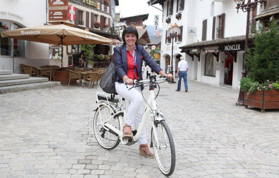 Marithé Crozet démissionne de Megève Tourisme