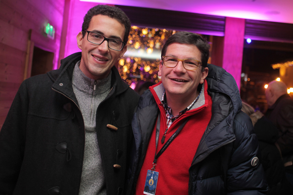 23. Alexis Olivier (8 Mont-Blanc) et Alexandre Brouchoud (Remontées Mécaniques de Megève)