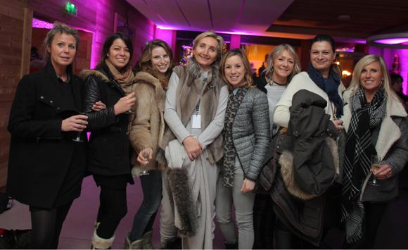 25. Elisabeth, Sophie, Laura, Alexia, Cécile, Christine, Laurence et Julia, l'équipe des magasins Events Family & Events By Events