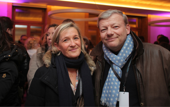 6. Armelle Chalvin (Cocoricom), son époux Guillaume Chalvin (Club Edelweiss)