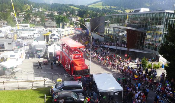 Tour de France. Une bonne affaire pour Megève ?