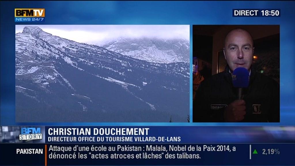 Christian Douchement prend les rênes de Megève Tourisme