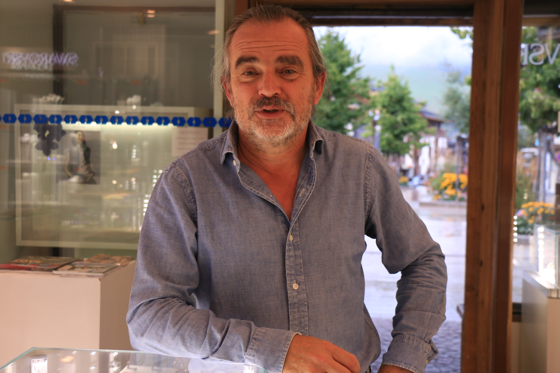 Union des Commerçants de Megève. Didier Prevost bientôt à la tête d'une UCharm 2.0