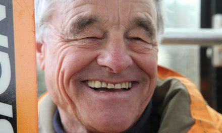 Adrien Duvillard Senior. La dernière descente