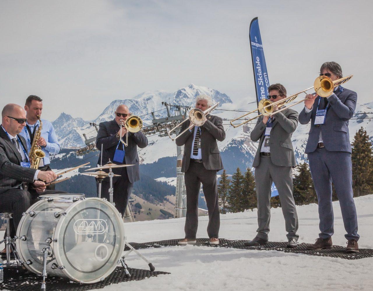 Jazz à Megève Festival 2018. Le rythme dans la peau