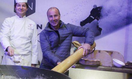 Megève Tourisme. Christian Douchement s'envole pour de nouvelles aventures