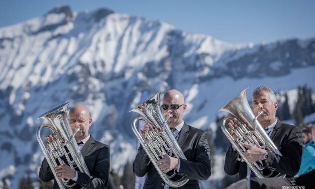 4e Festival international de Jazz. Megève a toute berzingue!