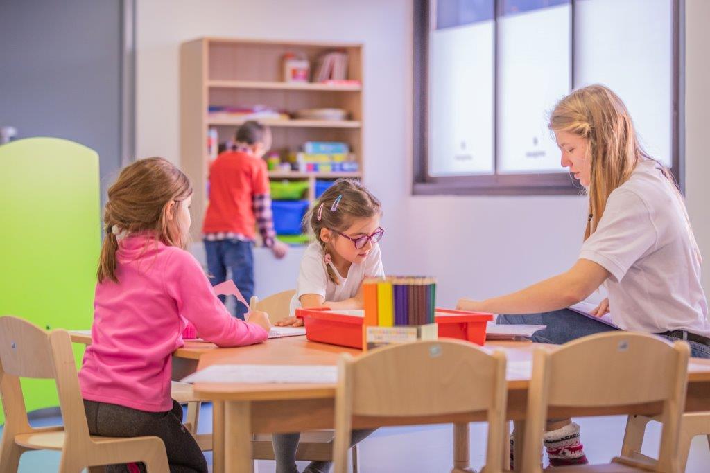 Avec le KIDS Club by Billy Bosteu, le Palais de Megève se dote d'un espace enfant inédit