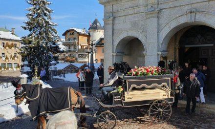 Megève. L'enterrement d'Edith Allard fédère tout le village