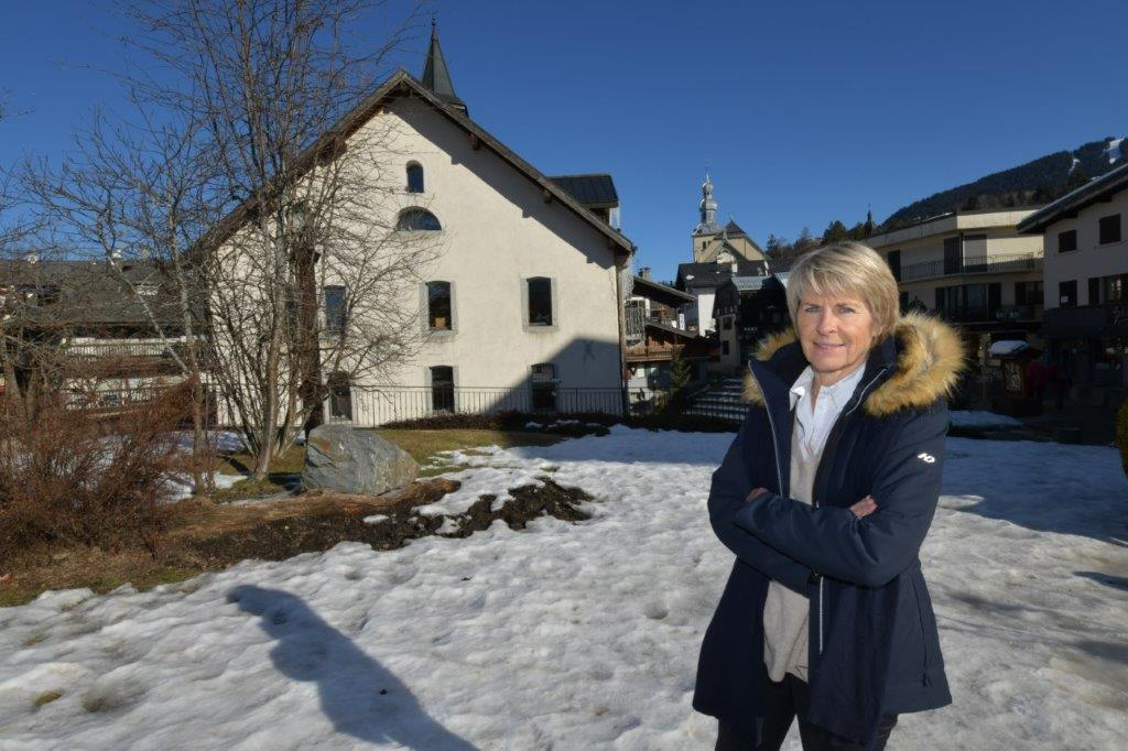 Résultats Municipales Megève 2020. Catherine Jullien-Brèches réélue haut la main