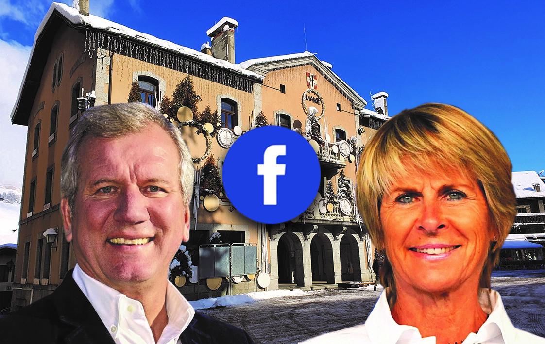 Municipales Megève 2020. La bataille des réseaux sociaux