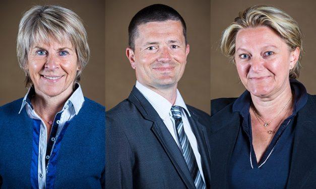 Megève. Election de Catherine Jullien-Brèches et de ses 6 adjoints