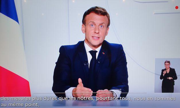 Contre la seconde vague, Macron impose le reconfinement. Megevans, aux abris !