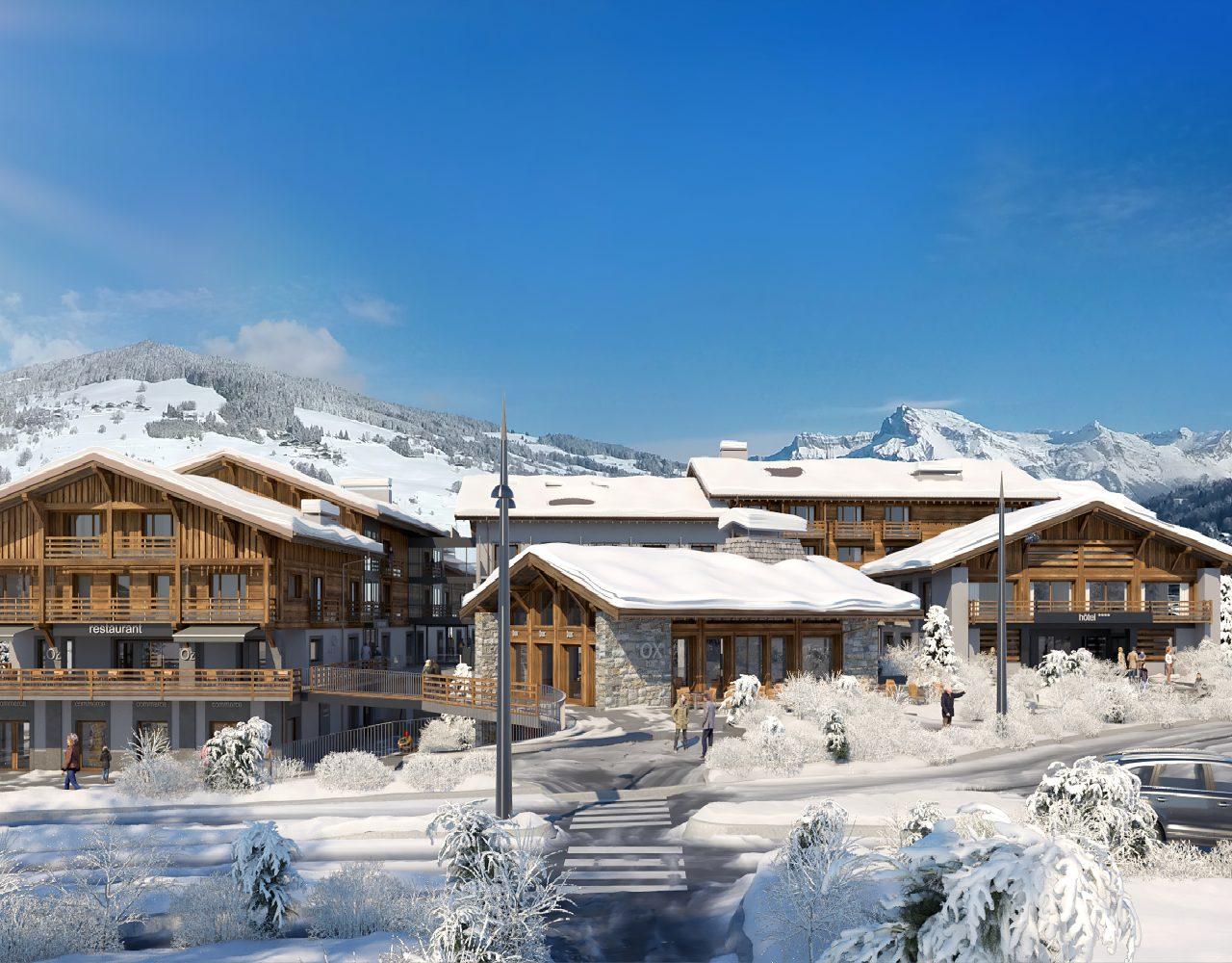 Hôtellerie. Dès ce vendredi, tout est permis au Novotel Megève Mont-Blanc