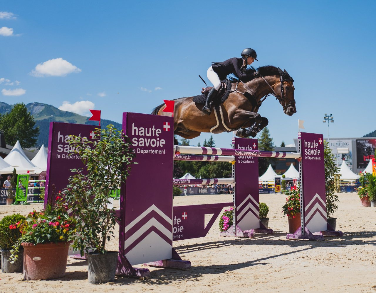 Jumping International. Pour sa 10e édition, Megève fait le grand saut