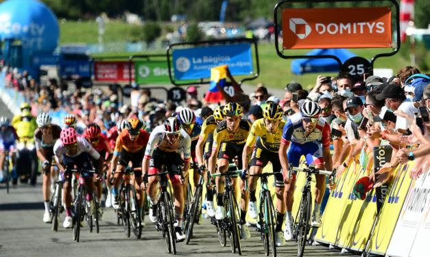 Tour de France 2022. Megève, les prémices d'une grande bataille ?